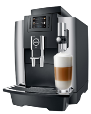 Jura WE8 koffiemachine